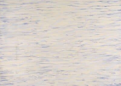 Come giovane mare temerario n.1, dipinto di Carlo Battaglia.