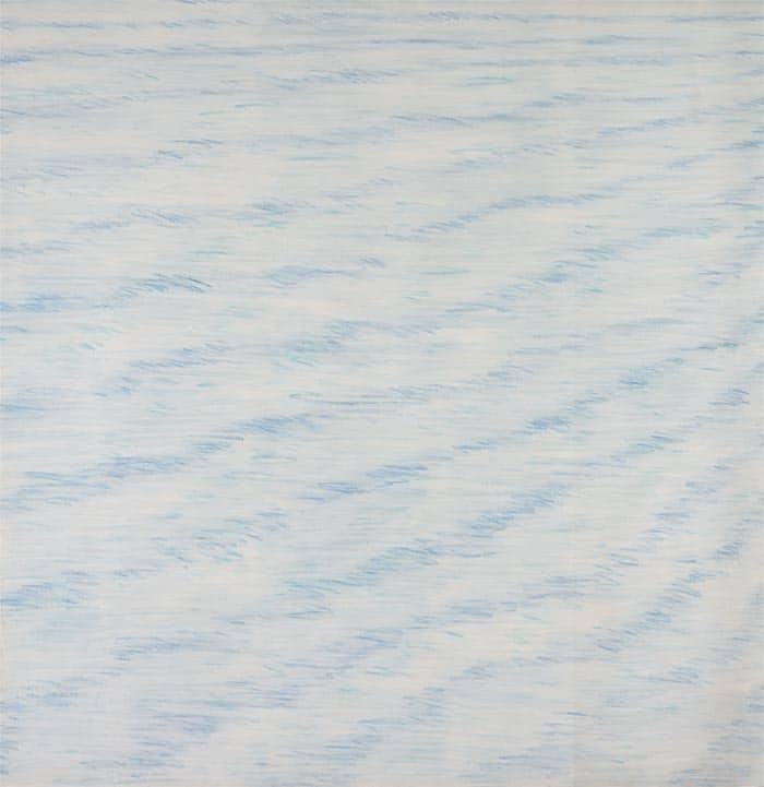 Oceania 1, dipinto di Carlo Battaglia.